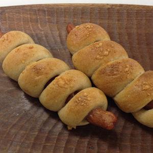 あらびきパン